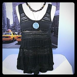 NWT Urban Outfitter Brand Lace Tank Sz. S